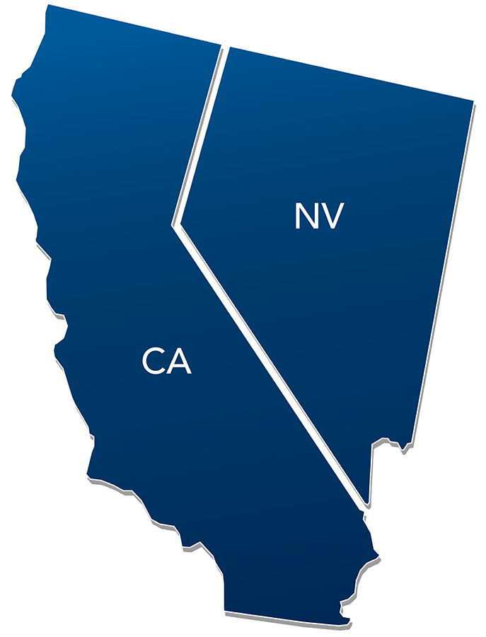 Retailers Across California and Nevada